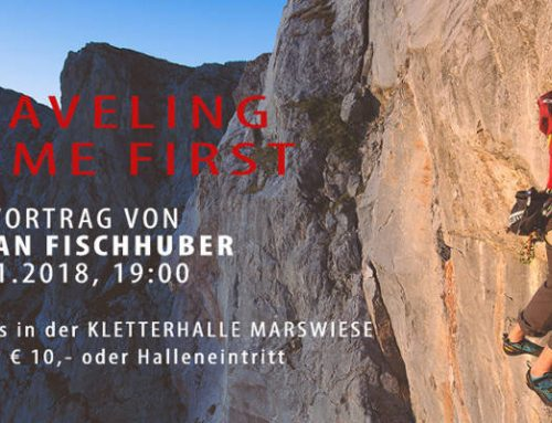 Kilian Fischhuber – Traveling Came First